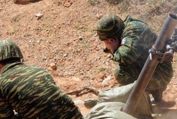 Βόλος: Τρεις στρατιώτες νεκροί από έκρηξη πυροσωλήνα