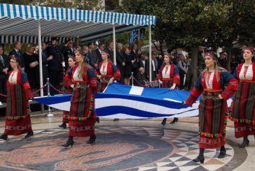 Δείτε την παρέλαση του Αγρινίου (video)