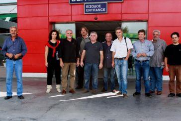 Aγώνας ΣΥΡΙΖΑ ενάντια στην ιδιωτικοποίηση του αεροδρομίου του Ακτίου