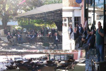 Συγκέντρωση ΚΚΕ στο Μοναστηράκι
