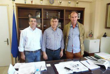 Tι συζήτησαν οι αστυνομικοί με τον δήμαρχο Ακτίου-Βόνιτσας