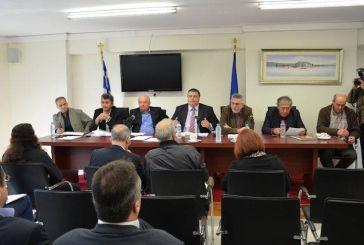Ενημέρωση βουλευτών για τα ζητήματα του δήμου Μεσολογγίου