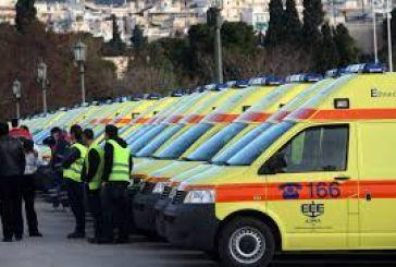 Κίνδυνος να χαθεί η προμήθεια ασθενοφόρων στη Δυτική Ελλάδα