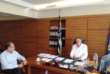 Νέο θεσμικό πλαίσιο για τη λειτουργία των ΓΟΕΒ-ΤΟΕΒ ζήτησε  ο Απ. Κατσιφάρας