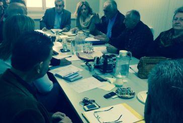 Νέα συνάντηση για την πρόοδο των εργασιών στην Ιόνια Οδό