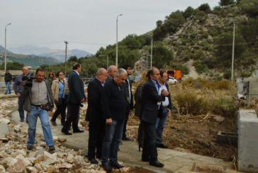 H ατζέντα της επίσκεψης Κατσιφάρα στο Δήμο Ξηρομέρου (φωτό)