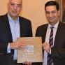 Με τον Υπουργό Εθνικής Άμυνας Νίκο Δένδια συναντήθηκε το απόγευμα...