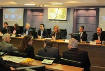 Συζήτησαν για την παραγωγική ανασυγκρότηση της περιοχής