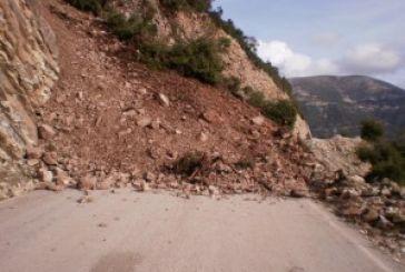 Μονοήμερη διακοπή κυκλοφορίας οχημάτων σε τμήμα της επαρχιακής οδού Θέρμου – Κόνισκα