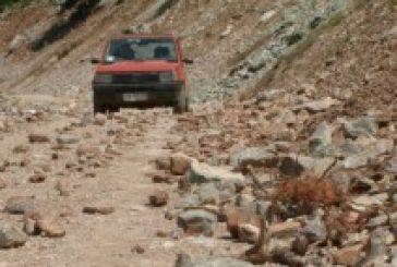 Αναρμόδια δηλώνουν τα υπουργεία για το οδικό δίκτυο του ορεινού Θέρμου