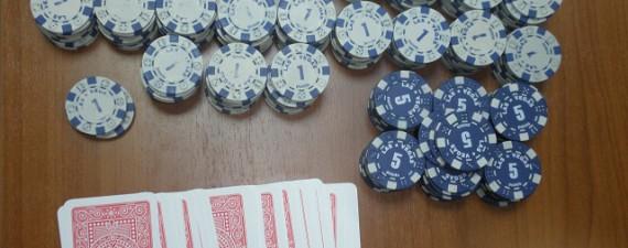 Poker- Texas-Holdem σε μαγαζί του Αγρινίου