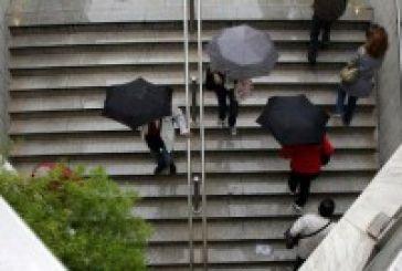 Χαλάει πάλι ο καιρός -Καταιγίδες και λασποβροχή