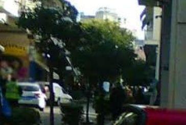 Τραυματίας ηλικιωμένος μετά από παράσυρση στο κέντρο του Αγρινίου