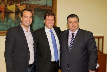 Σύσκεψη στο υπουργείο Ναυτιλίας και Αιγαίου για τα Λιμενικά Ταμεία