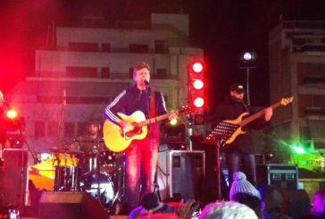 Video από τη συναυλία Σαββιδάκη στο Αγρίνιο