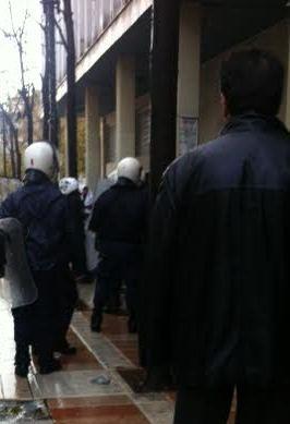 ΣΥΡΙΖΑ Αγρινίου: στο Νοσοκομείο τρεις διαδηλωτές χτυπημένοι από τα ΜΑΤ
