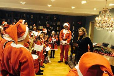 Ευχές για τη νέα χρονιά από την αντιπεριφερειάρχη Χριστίνα Σταρακά