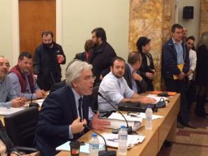 Έκτακτο δημοτικό συμβούλιο για τον Ν.Ρωμανό ζητά ο Τραπεζιώτης