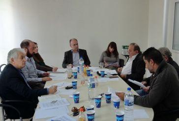 Πρώτη συνεδρίαση της Επιτροπής Αναπτυξιακής και Κοινωνικής Πολιτικής του Περιφερειακού