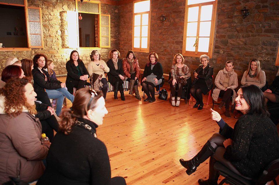 Ανακοίνωση της ομάδας Γυναικών του Πολιτιστικού Συλλόγου «Παναγία Βλαχερνών»