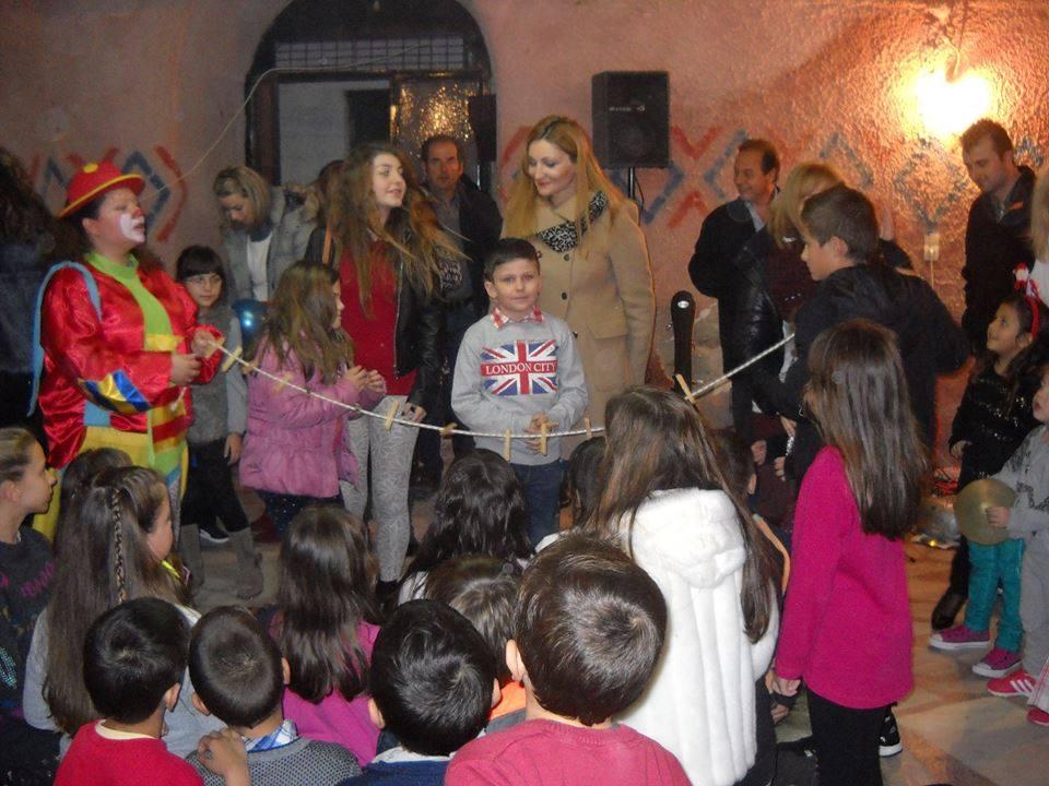 Χριστουγεννιάτικη Γιορτή του Συλλόγου Στανιατών Αθήνας