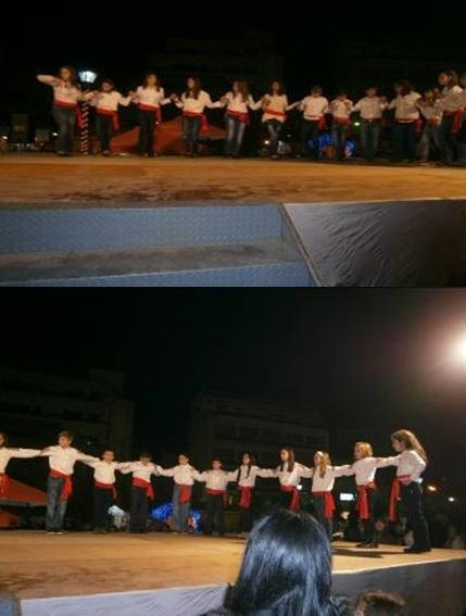 Το 12ο Δημοτικό Σχολείο στις χριστουγεννιάτικες εκδηλώσεις του Δήμου Αγρινίου