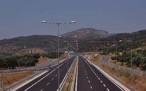 Διακοπή Κυκλοφορίας στη νέα εθνική οδό Κορίνθου – Πατρών