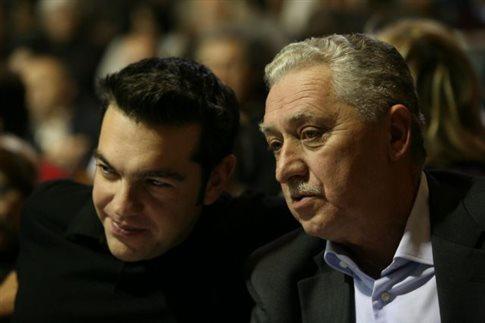 Προς συμφωνία ΣΥΡΙΖΑ – ΔΗΜΑΡ