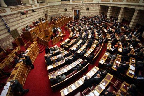 Δείτε Live την ψηφοφορία για την εκλογή Προέδρου της Δημοκρατίας