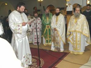 Χειροτονία στον ιερό ναό Αγίου Γρηγορίου Θεολόγου στο Αγρίνιο