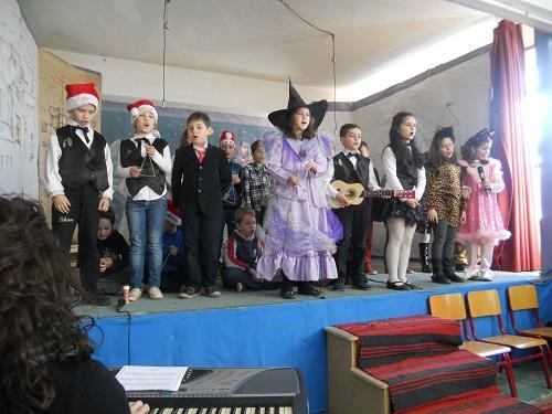 Χριστουγεννιάτικη εκδήλωση στο 17ο Δημοτικό Σχολείο Αγρινίου