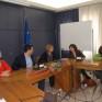 Συνέντευξη Τύπου έλαβε χώρα σήμερα στο Δημαρχείο Αγρινίου για την...