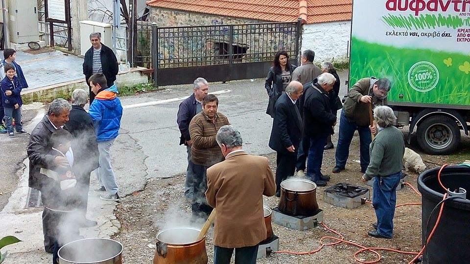 Mεγάλη συμμετοχή στη Γιορτή Τσιγαρίδας