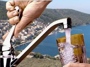 Από σήμερα η πόλη της Αμφιλοχίας υδροδοτείται με πόσιμο νερό