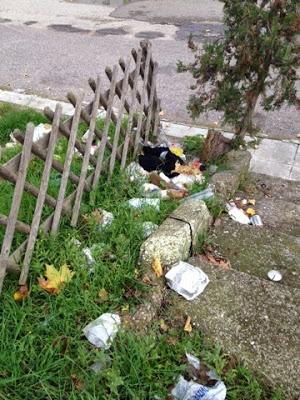 Σκουπίδια και εγκατάλειψη στο Παναιτώλιο