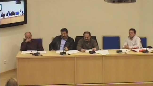 'Eνταση στο Δημοτικό Συμβούλιο Αμφιλοχίας