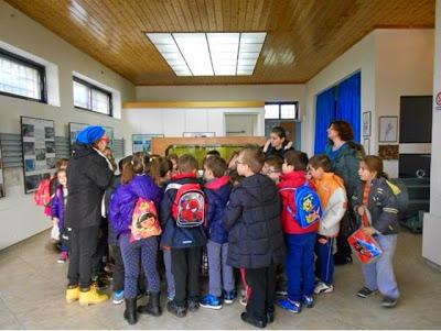 Στο ΚΕΠΕΤΡΙ η Β´ τάξη του 6ου Δημοτικού Σχολείου Αγρινίου