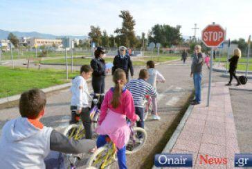 Μεσολόγγι:Λειτουργία του πάρκου κυκλοφοριακής αγωγής μετά απο 10 χρόνια