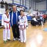 Ο Α.Σ. TAEKWONDO Αγρινίου συμμετείχε με τρεις αθλητές και κέρδισε...