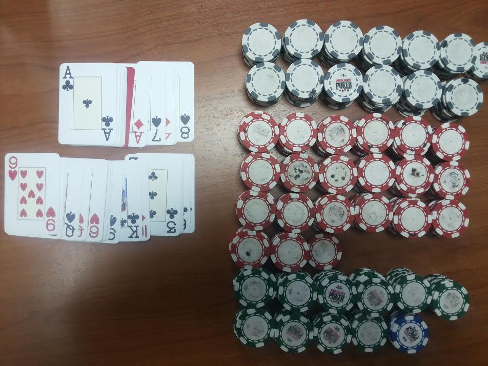 Η ανακοίνωση της Αστυνομίας για τις 10 συλλήψεις στο Αγρίνιο για Poker