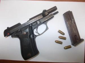Συνελήφθη 44χρονος στο Μεσολόγγι για οπλοκατοχή