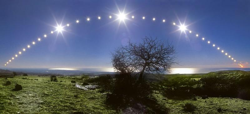 Τι είναι το χειμερινό ηλιοστάσιο και πώς φαίνεται από το Διάστημα