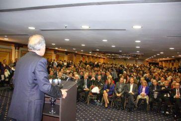 Πλήθος κόσμου στην ομιλία Σαλμά στους ετεροδημότες (video)