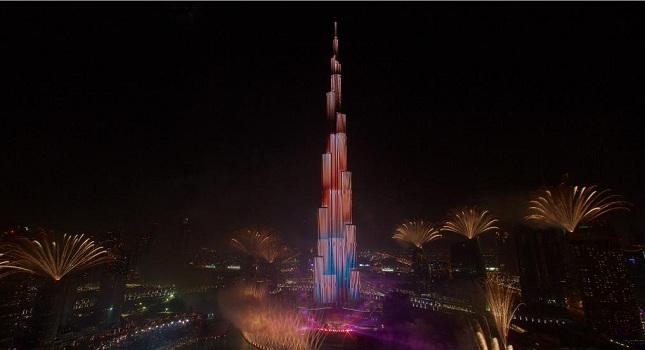Απίστευτη αλλαγή χρόνου στο Ντουμπάι (video)