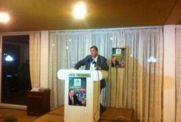 Oμιλία Βερελή στην κεντρική πολιτική εκδήλωση του ΠΑΣΟΚ