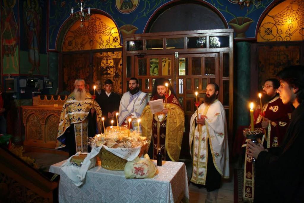 Συνεχίζεται το Ιερό Προσκύνημα του Αγίου Ραφαήλ στην Κατούνα