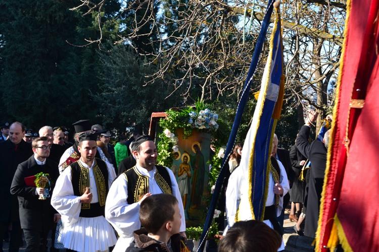 O δήμος Αγρινίου γιόρτασε τα Θεοφάνεια