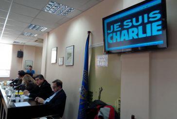 «Je Suis Charlie» φώναξε ομόφωνα το Περιφερειακό Συμβούλιο