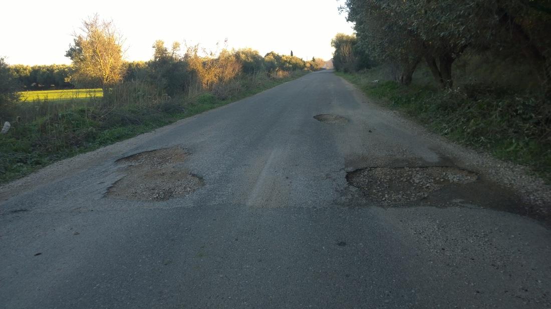 Σύλλογος Πηγαδίων:Καταγγελία -προειδοποίηση για το δρόμο Πηγάδια –Πεντάλοφο