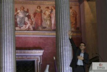 Πολιτικό όρκο αναμένεται να δώσει ο Άλέξης Τσίπρας